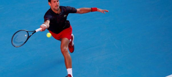Djokovic, eases past, Goffin, Japan Open, final, Millman