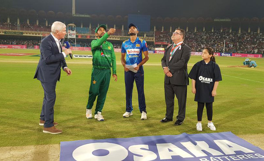 Sri Lanka win toss, elect to bat against Pakistan in final T20I