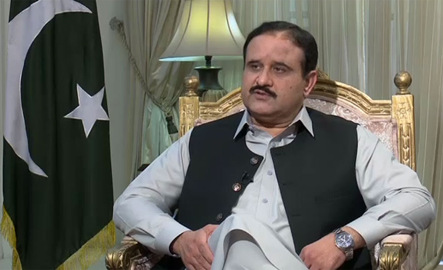 Govt introducing Safe City Project across Kasur: Punjab CM Buzdar