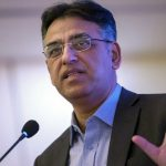 Asad Umar, Minister for Planning, Special Initiative, Firdous Ashiq Awan
