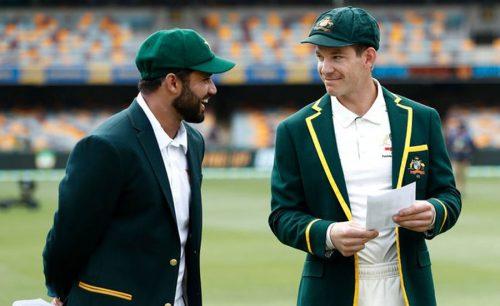 Australia Pakistan Gabba Test Adelaide 2nd test ICC
