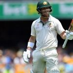 Pakistan Australia ICC PCB Test Series First innings David Warner