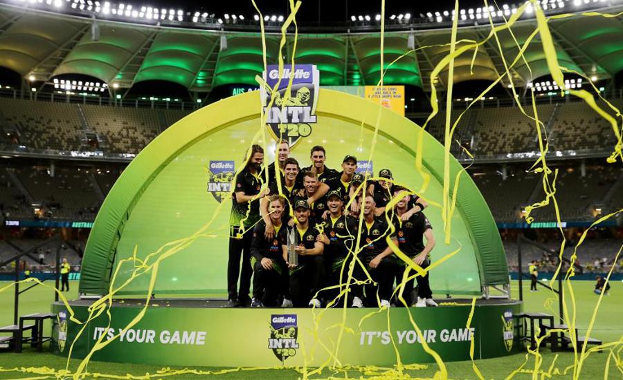 Australia score easy victory over Pakistan to seal T20I series 2-0