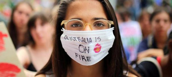 Australian, students, kick off, global, climate, change, protests