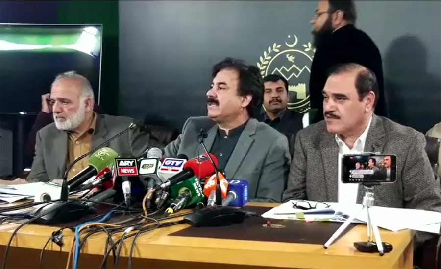 KP govt hints at further delay in completion of BRT project