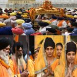 Sikh baba Guru nanak 550th birth anniversery