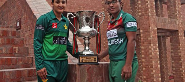 Pakistan, women, eye, clean sweep, Bangladesh, ODI series