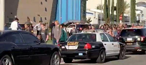 Teenage, boy ,classmates ,wounded ,southern California high school ,birthday ,shooting ,hospital, ,Los Angeles County Sheriff