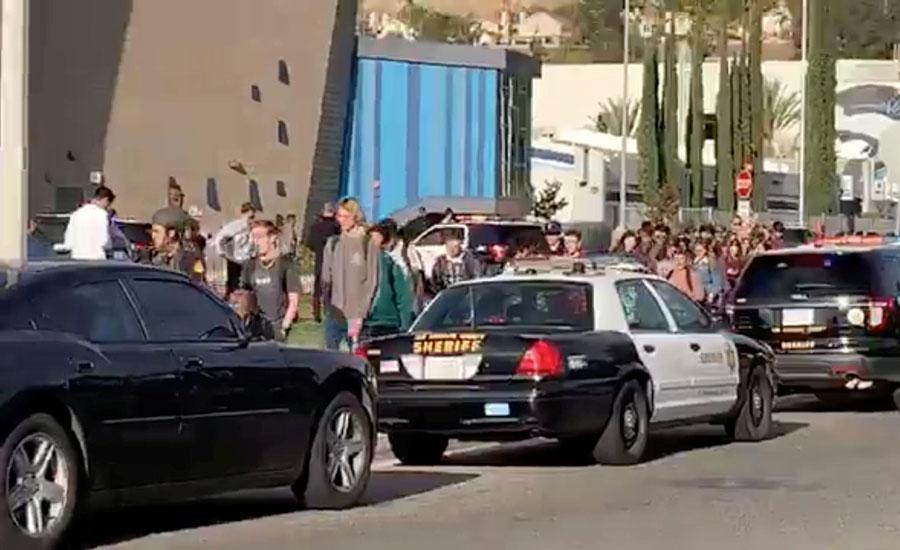 Teenage, boy ,classmates ,wounded ,southern California high school ,birthday ,shooting ,hospital, ,Los Angeles County Sheriff