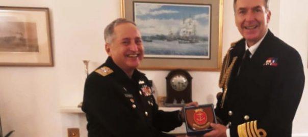 Admiral Abbasi CNS Admiral Zafar zafar abbasi UK Britian counterpart