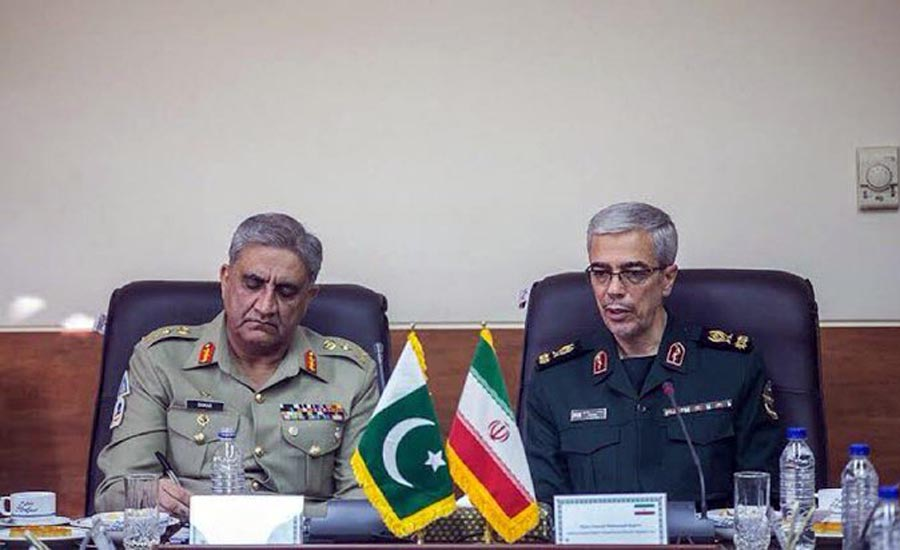 COAS, Qamar Bajwa, Iranian, Armed Forces, Chief, regional peace