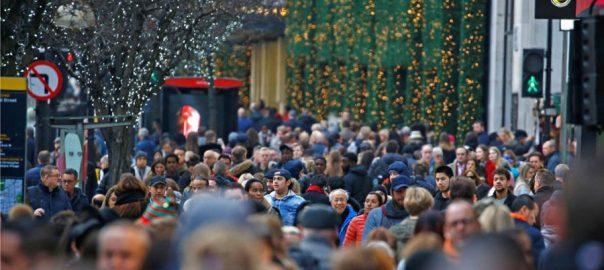 consumer UK Consumer British Consumer six-year November