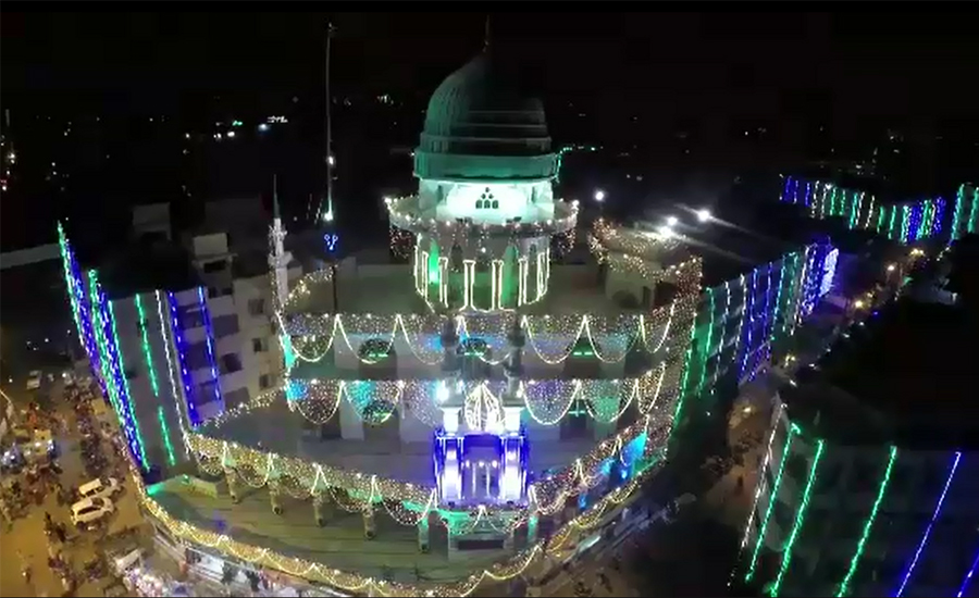 All set to celebrate Eid Miladun Nabi (PBUH) with religious zeal