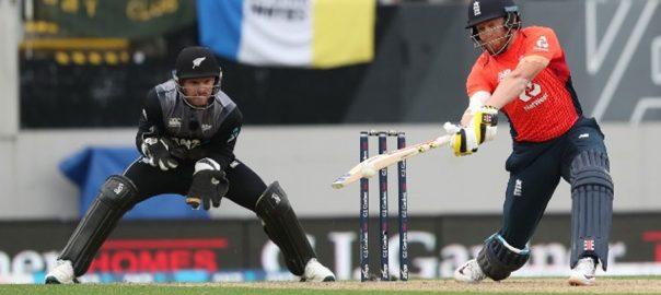 England T20I series Super over New Zealand Eden park