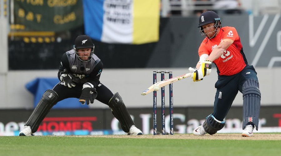 England T20I series Super over New Zealand Eden park