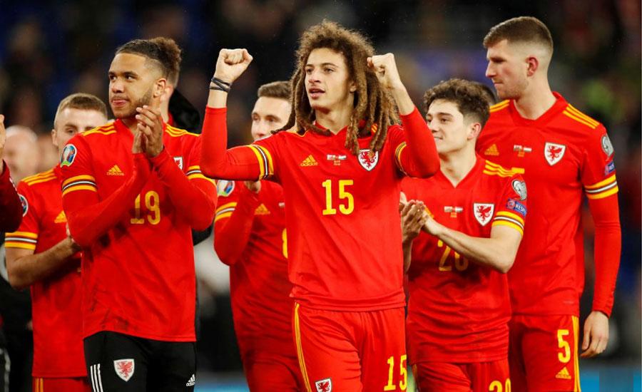 Ramsey Wales Euro 2020 champioship