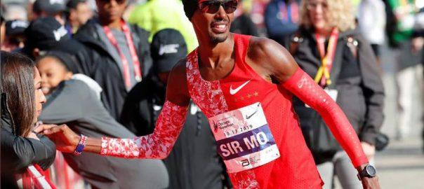 Farah, back on track, 10,000m, target, Tokyo Games