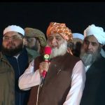 Fazlur Rehman, vows, continue, struggle, toppling, 'illegal', govt