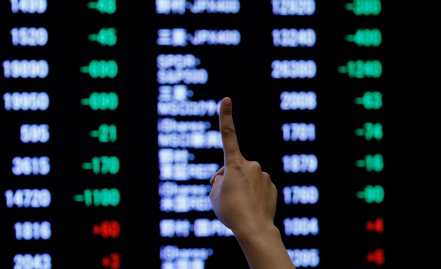 World stocks close in on record highs on US-China trade deal hopes