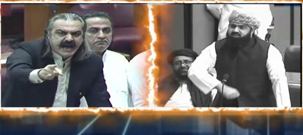 Gandapur, challenges, Maulana Fazlur Rehman, contest, election