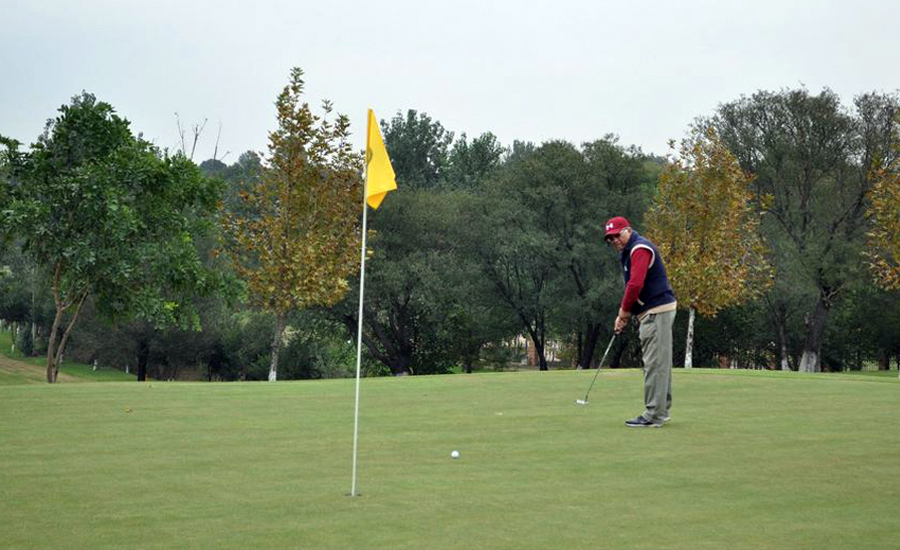 13th DTA, Chief of the Naval Staff, Amateur, Golf Cup, starts, Islamabad