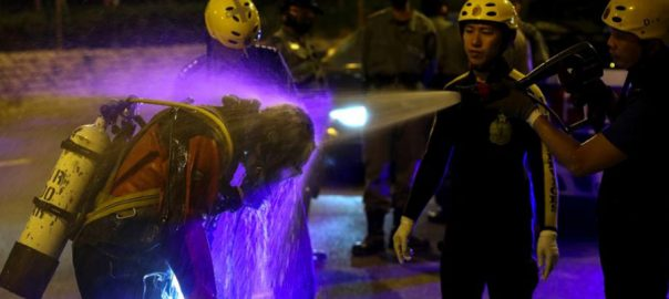 Hong Kong escape thwarted protest