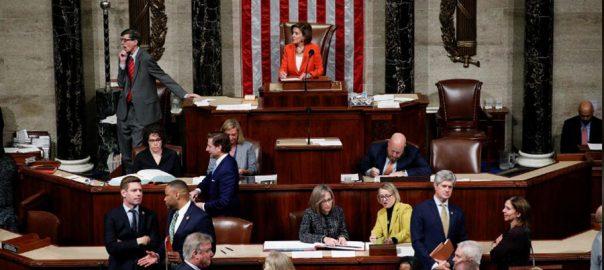 impeachment US President Donald Trump US House of Representative impeach impeachment inquiry
