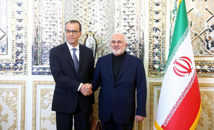 Iran's Zarif calls on US to return to 2015 nuclear deal