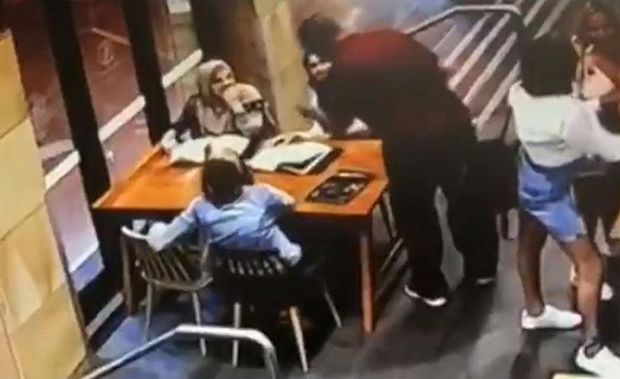 pregnant Australian woman Islamophobic attack Islamophobic punched kicked