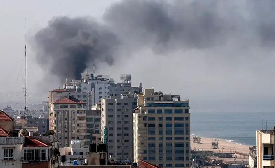 Ceasefire Ceasefire agreement Israel Islamic Jihad Gaza Gaza strip