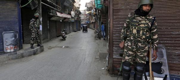 KCCI IoK Indian Occupied Kashmir Lockdown curfew Rs 100 billion losses 91st day