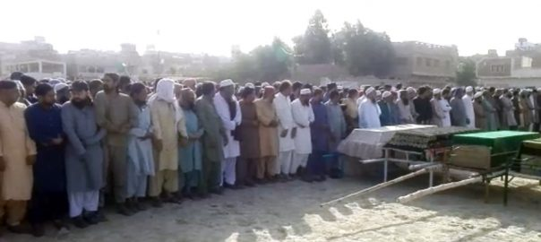 Victims, Tezgam tragedy, laid to rest, Mirpur Khas