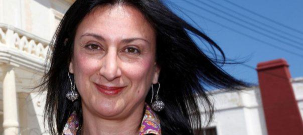 Daphne accused murder accused plot 150000 euro plot to kill