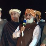 Maulana Fazlur Rehman, announces, end, sit-in, new front