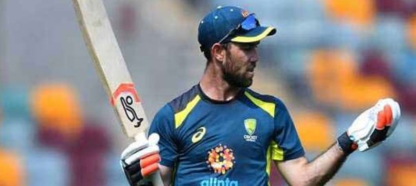 Glenn Maxwell mental health indefinite break mental health struggle ICC Australian team Ashes
