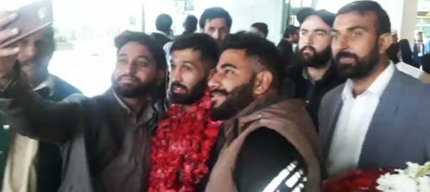 Pakistani boxer Muhammad waseem Islamabad 10th professional victory Lopez