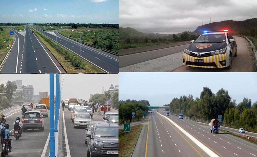 Traffic violation fine increased on Motorways, National Highways
