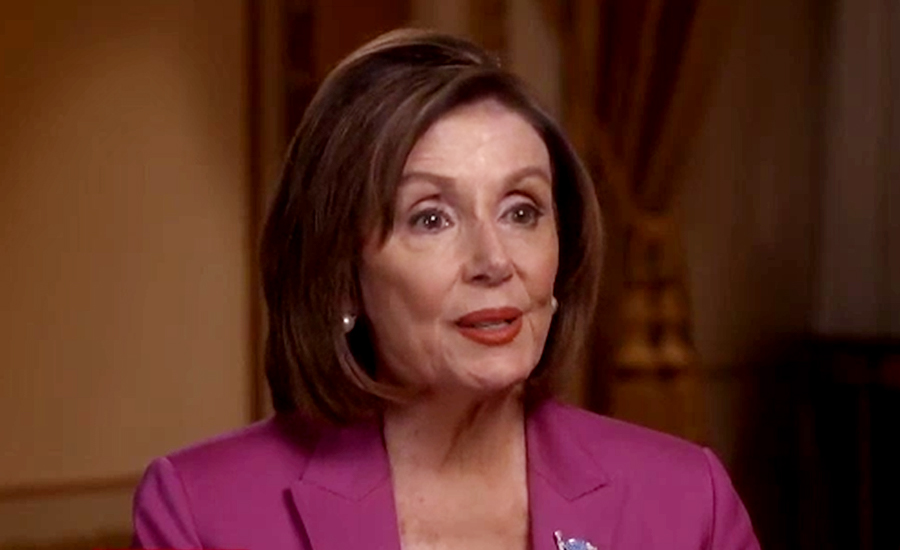 Pelosi Nancy Pelosi Trump-Nixon impeachment comparison specter resignation