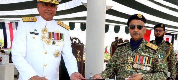 Rear Admiral, Faisal Rasul, Lodhi, Coastal Command, Pakistan Navy