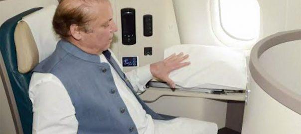 ECL Nawaz Sharif Former prime minister former premier exit control list immigration immigration sourcespersonal physician Dr Adnan Nawaz Pakistan Nawaz Sharif PML-N Pakistan Muslim League