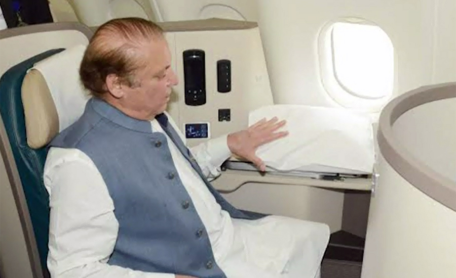 Personal physician says Nawaz to leave Pakistan within 48 hours