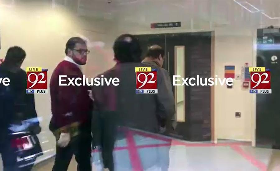 Nawaz Sharif undergoes medical check-up for one hour at Guy's Hospital