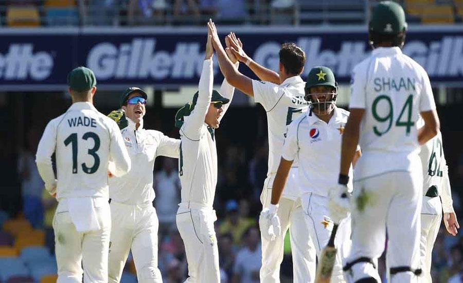 Australia victorious despite Azam, Rizwan fightback