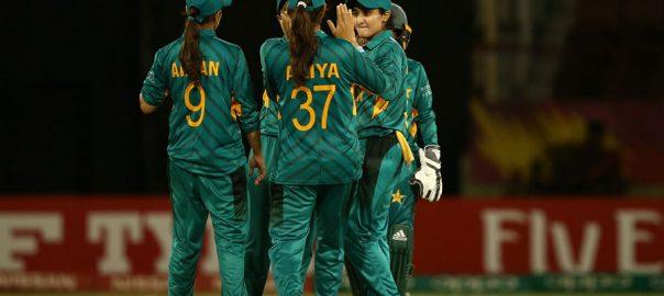 Pakistan England series woman cricket team squad PCB