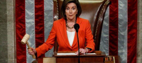 Pelosi Trump hearings bribery impeachment impeachment hearings