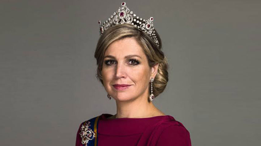 Holland Queen Maxima to visit Pakistan on Nov 25
