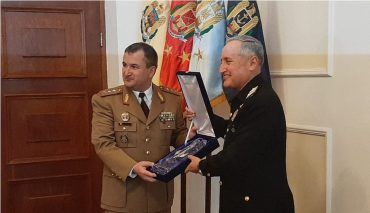 Navy chief, Romanian, Chief of Defence, Staff, Chief of Naval Forces