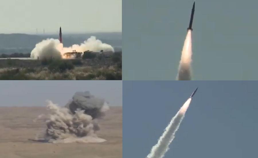 Shaheen Shaheen-1 SSBM Ballastic Missilie Pakistan Army ISPR ISPR DG
