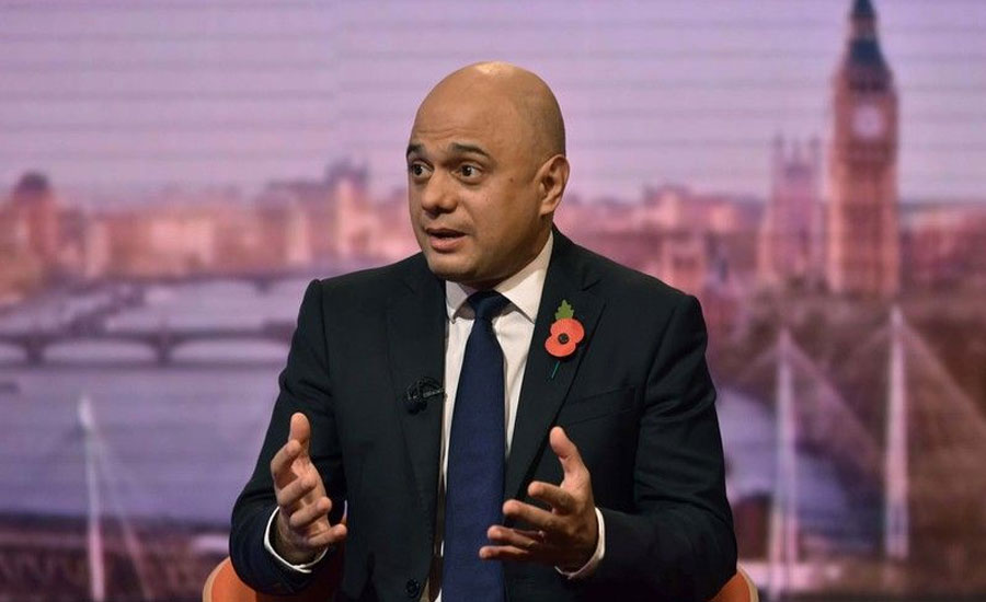 Javid promises very detailed costings of Conservative manifesto