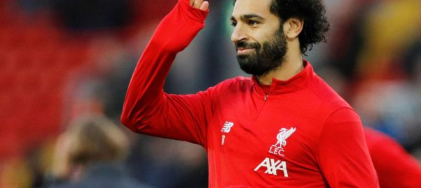 Salah Egypt ankle problem Liverpool's
